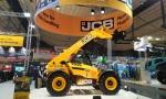 Стартовали продажи сельскохозяйственных телескопических погрузчиков JCB Loadall нового поколения