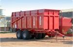 Прицеп тракторный самосвальный ISON-8520