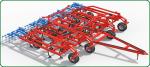 Супертяжелые (стерневые) культиваторы  для основной обработки почвы АГРИФЕСТ