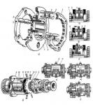 Синхронизатор КРАЗ (реставрация)